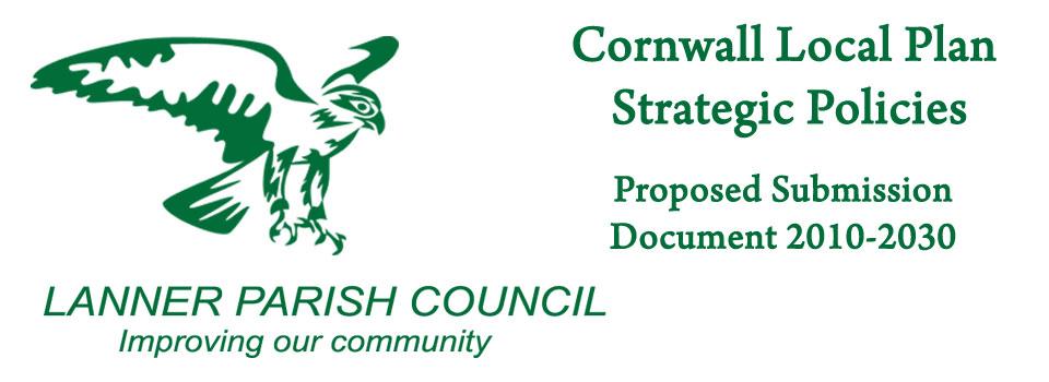 Consultation Cornwall Local Plan Strategic Policies
