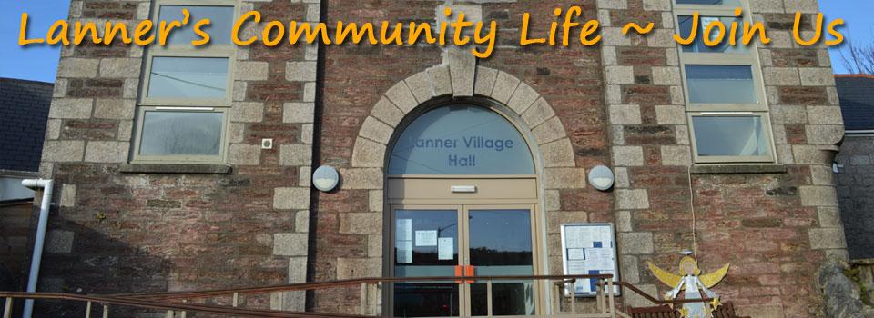 Lanner's community life - join us