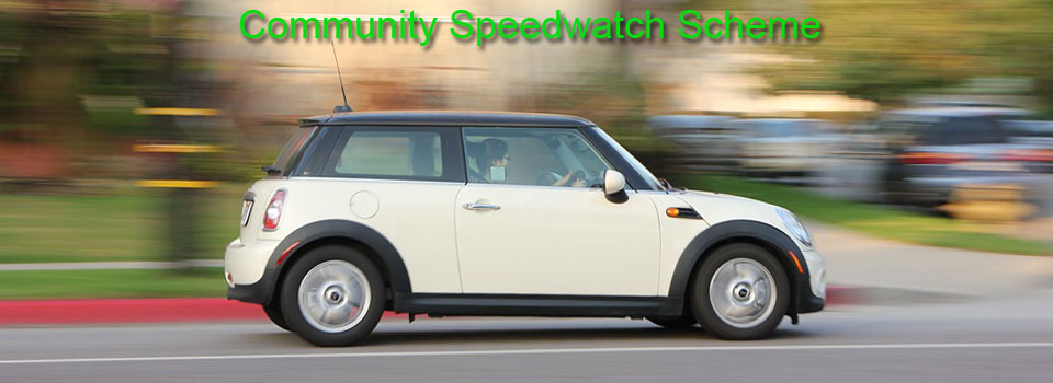 Lanner Community Speedwatch Scheme