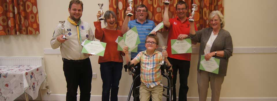 Community Award Scheme Winners