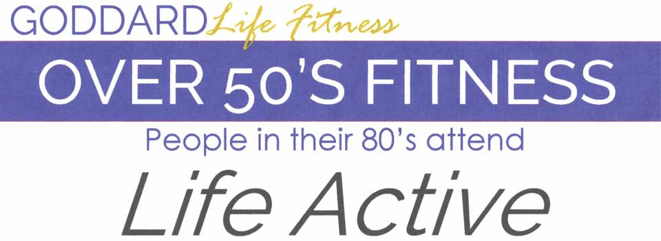 Over 50's Fitness
