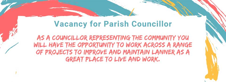 Parish Council Vacancy Notice