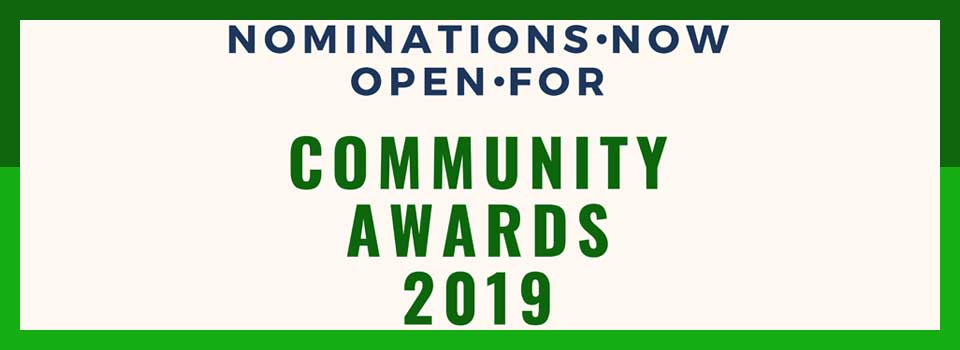 Community Awards 2019
